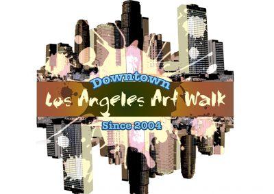 Artwalk Festival Logo