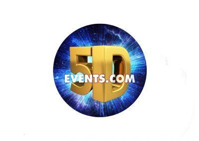 5DEvents.com Logo